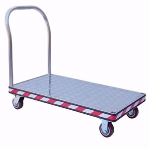 Picture of Aluminium Platform Trolley 900kg 1220x610mm